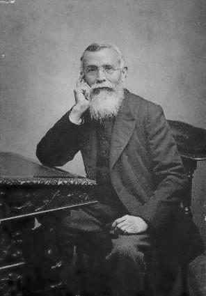 The Grand Old Man of India: Dadabhai Naoroji