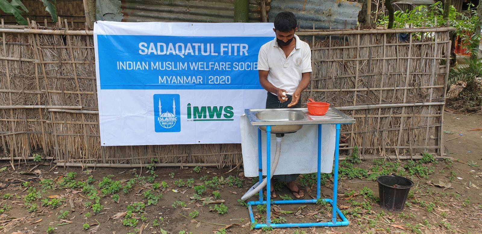 IMWS raise £100K in Ramadan and Sadqatul Fitr appeals