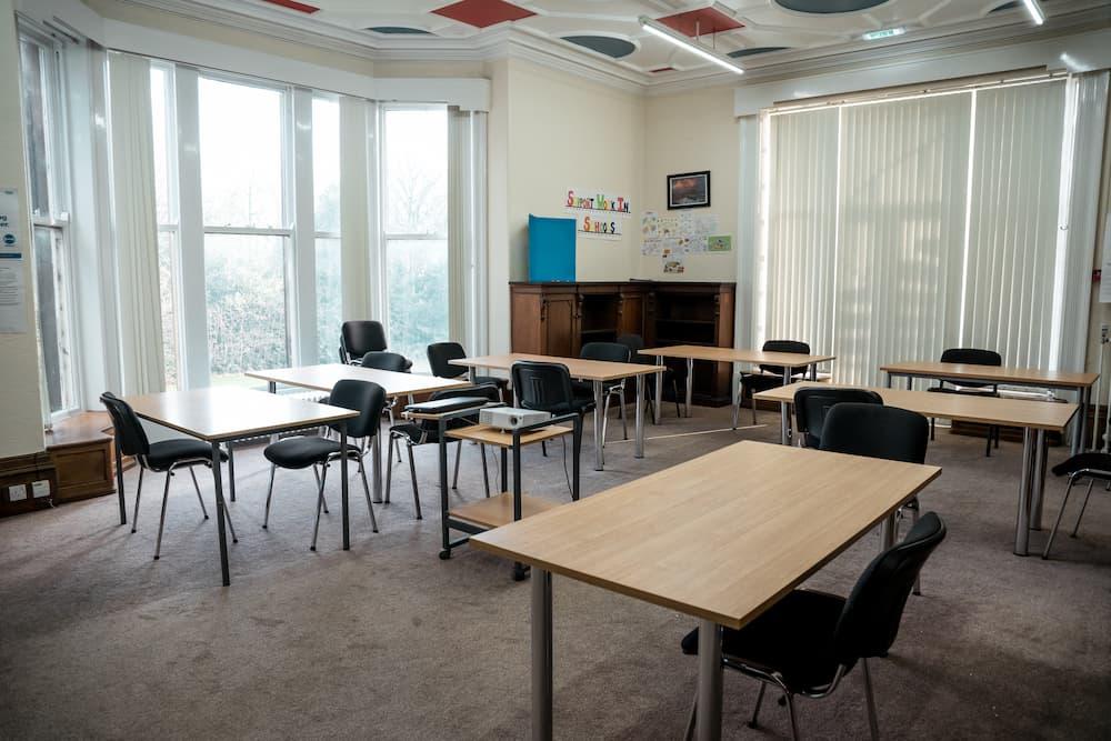 al-ghazari conference room hire imws yorkshire
