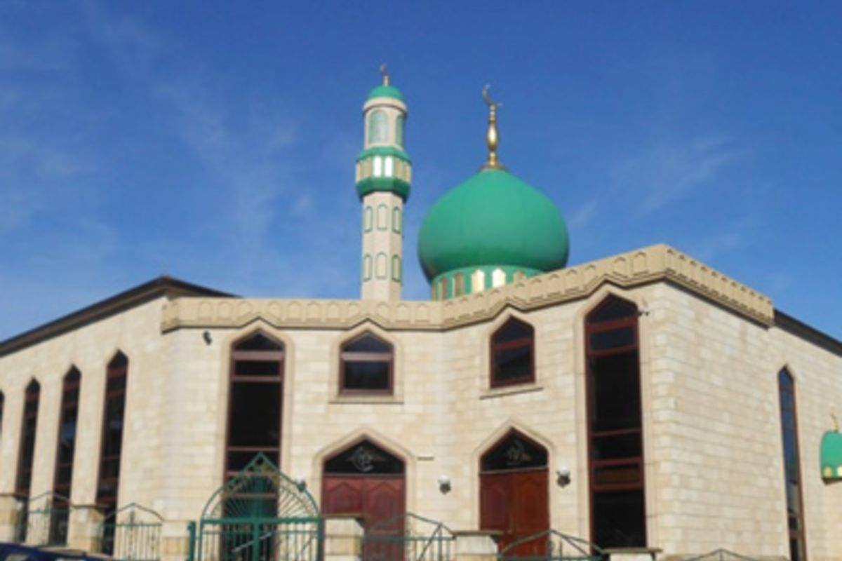 Masjid e Mahmodia